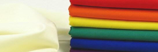 Baumwollstoffe aus 100% Naturfaser...