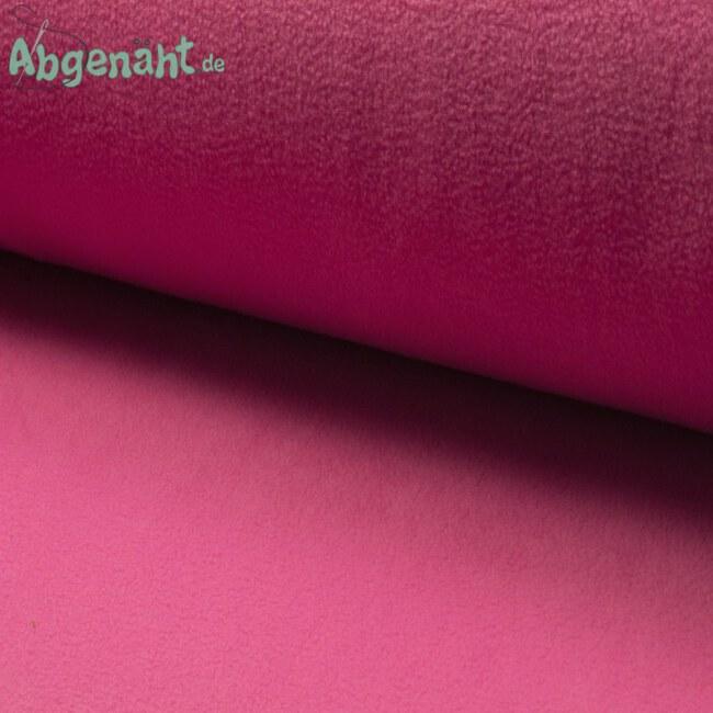 Lambskin Fleece | Lammfell Imitat | Uni Pink ballen