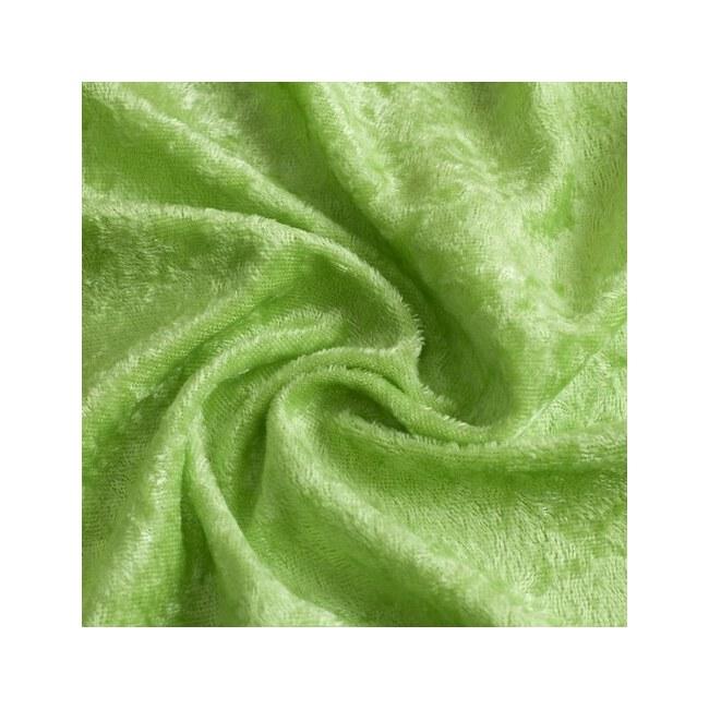 Pannesamt Hellgrün / Kiwi