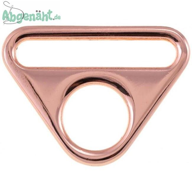 O-Ring mit Steg | 40mm | Kupfer | Metall