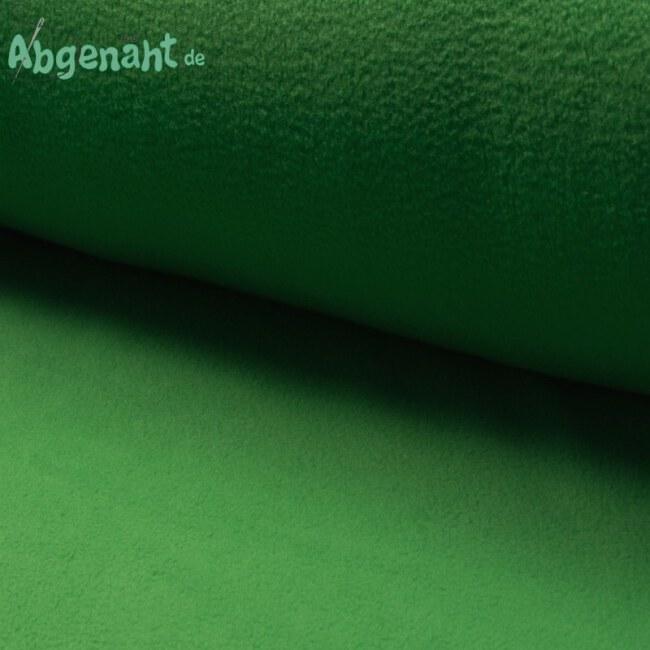 Lambskin Fleece | Lammfell Imitat | Uni Grün ballen