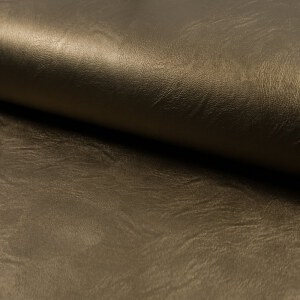 Schimmerndes Kunstleder Space Leather Bronze (Altgold)