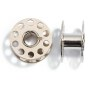 Nähmaschinenspulen für CB-Greifer, Stahl, 20,5mm