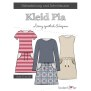Papierschnittmuster Kleid | Pia | Damen von Fadenkäfer Vorderseite